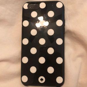 Kate Spade iPhone 6/6s phone case ♠️